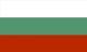 Bulgaristan Ülkesi Bayrağı