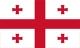 Gürcistan Ülkesi Bayrağı