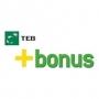 TEB Bonus Card