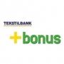 Tekstilbank Bonus Card