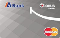 ABank Bonus Premium kredi kartı görseli.