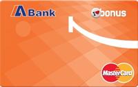 ABank Bonus kredi kartı görseli.