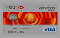 Advantage Hızz Üniversiteli kredi kartı görseli.