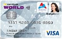Ağrı Kampus Kart kredi kartı görseli.