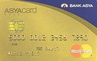 AsyaCard Business kredi kartı görseli.