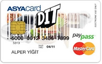 AsyaCard Dıt Kredi Kartı Görseli