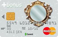 Aynalı Bonus kredi kartı görseli.