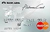Bank Asya Platinum Card kredi kartı görseli.