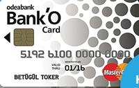 Bank'O Card kredi kartı görseli.