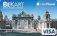 BEKART kredi kartı görseli.