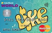 Bilgi Üniversitesi Kampüs Kart kredi kartı görseli.