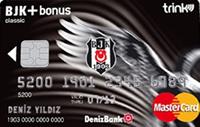 BJK Bonus Gold kredi kartı görseli.
