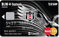 BJK Bonus kredi kartı görseli.