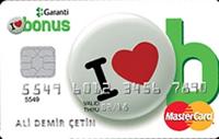 Bonus Trink Cepte kredi kartı görseli.