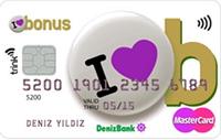 Bonus Trink Plus kredi kartı görseli.