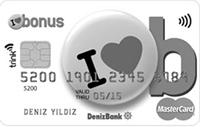 Bonus Trink Premium kredi kartı görseli.