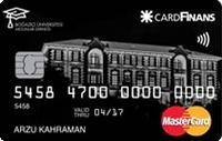 BÜMED Kart kredi kartı görseli.