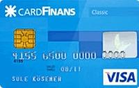 CardFinans kredi kartı görseli.
