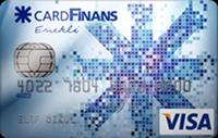 CardFinans Emekli kredi kartı görseli.