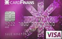CardFinans GO Angry Birds Öğrenci kredi kartı görseli.