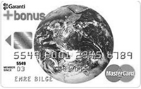 Çevreci Platinum kredi kartı görseli.