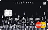 ClubFinans kredi kartı görseli.