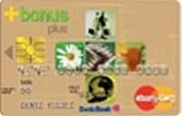 DenizBank Bonus Plus kredi kartı görseli.