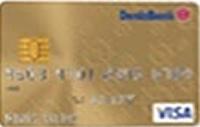 DenizBank Gold kredi kartı görseli.