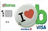 DenizBank Bonus Trink kredi kartı görseli.