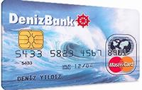 DenizBank Classic kredi kartı görseli.