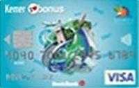 DenizBank Kemer Bonus kredi kartı görseli.