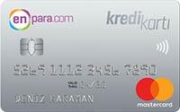 Enpara.com kredi kartı görseli.