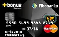 Fibabanka Bonus Kart kredi kartı görseli.