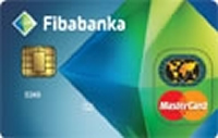 Fibabanka Klasik kredi kartı görseli.
