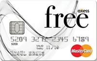 Free Card kredi kartı görseli.