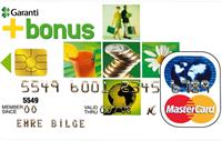Garanti Bonus Kredi Kartı Görseli