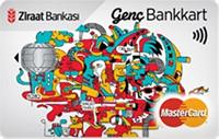 Genç Bankkart kredi kartı görseli.