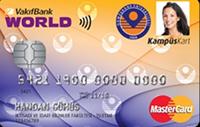 Gümüşhane Üniversitesi Kampüs Kart kredi kartı görseli.