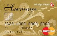 Haremeyn Card kredi kartı görseli.