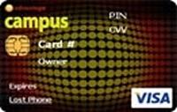 HSBC Campus kredi kartı görseli.