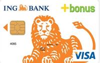 ING Bonus kredi kartı görseli.