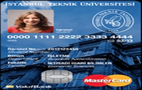 İTÜ Kampüs Kart kredi kartı görseli.