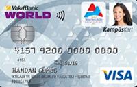 Kampüs Kart kredi kartı görseli.
