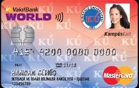 Kırıkkale Üniversitesi Kampüs Kart kredi kartı görseli.