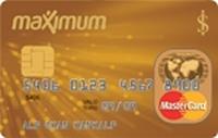 MasterCard Gold kredi kartı görseli.