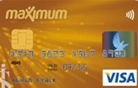 Maximum Premier Kart kredi kartı görseli.