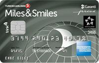 Miles & Smiles Prive Kredi Kartı Görseli