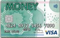 Money Card kredi kartı görseli.