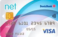 Net Kart kredi kartı görseli.