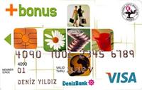ODTÜ Bonus Gold kredi kartı görseli.